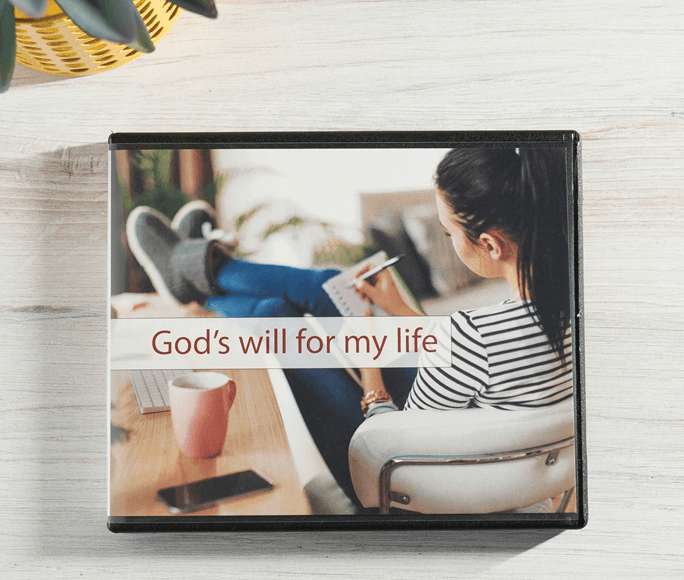 Experience the joy of knowing God's will for you!