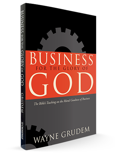 Can Business Glorify God?