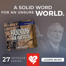 Foundations for Our Faith 3-Volume CD Series Package