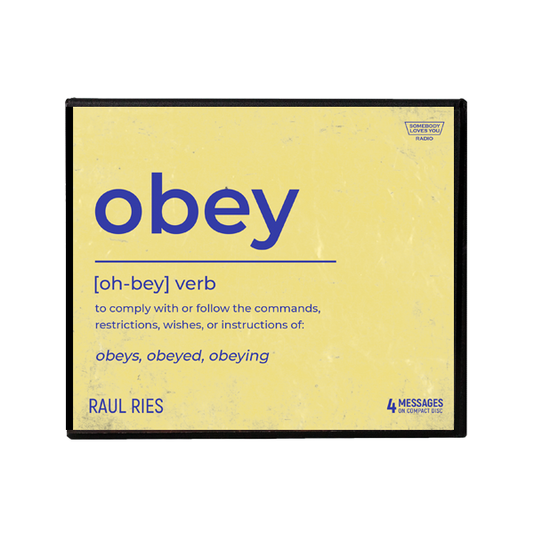New CD Pack: Obey