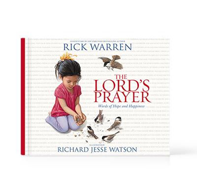 The Lord's Prayer Children's Book