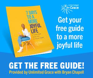 7 Days to a More Joyful Life - Bible Study by Bryan Chapell