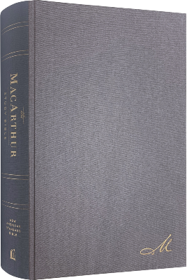 NASB MacArthur Study Bible (Second Edition, Hardcover)