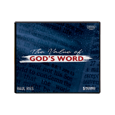 New CD Pack: The Value of God's Word