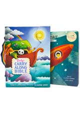 In thanks for your gift, receive 'Near' AND 'Baby's Carry Along Bible' from Harvest Ministries