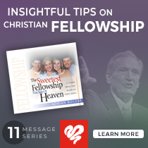 The Sweetest Fellowship this Side of Heaven CD Series