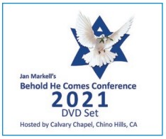 2021 Behold He Comes – DVDs