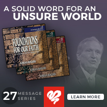 Foundations for Our Faith 3-Vol Package CD Series