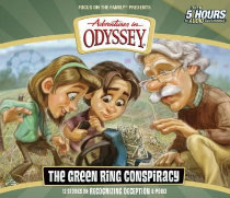 Adventures in Odyssey #53: The Green Ring Conspiracy