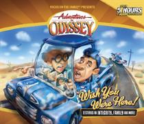 Gone Listen To Listen To Adventures In Odyssey
