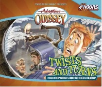 Adventures in Odyssey #23: Twists and Turns