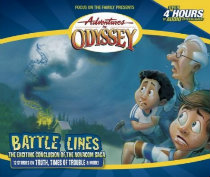 Adventures in Odyssey® #38: Battle Lines