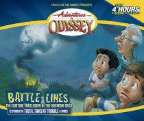 Adventures in Odyssey® #38: Battle Lines