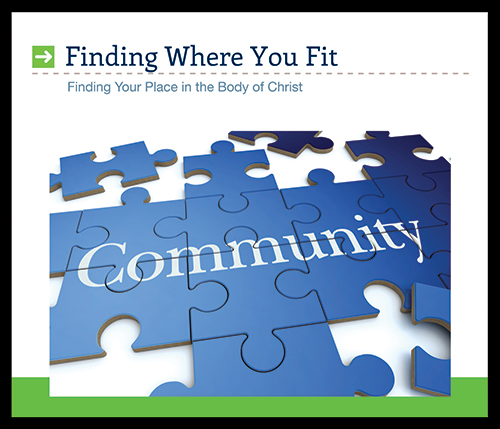 Finding Where You Fit