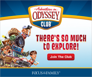 Listen To Adventures In Odyssey From Focus On The Family