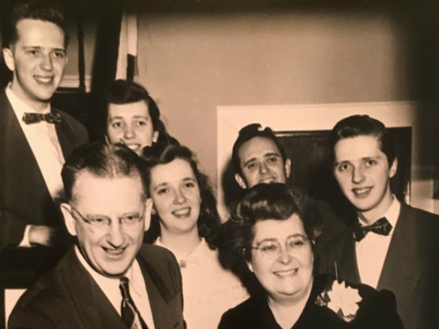 A Visit with the Joneses with Carol Jones Saint