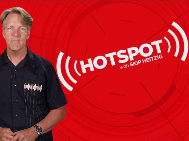 Hotspot with Skip Heitzig