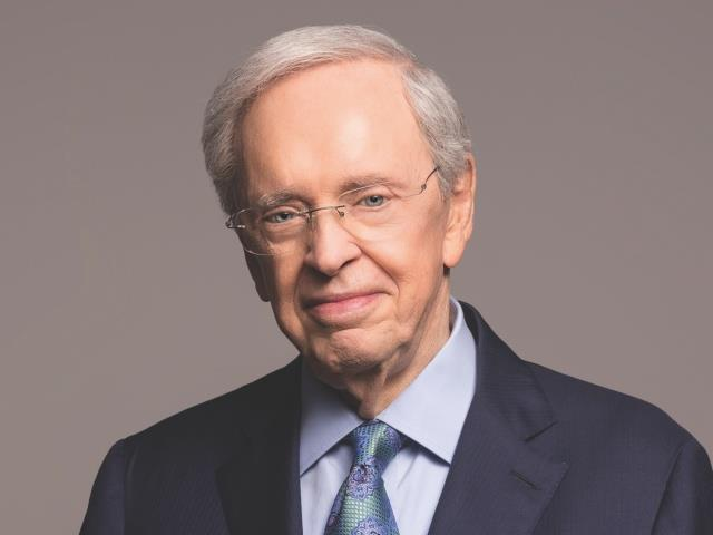 The 88-year old son of father (?) and mother(?) Charles Stanley in 2021 photo. Charles Stanley earned a  million dollar salary - leaving the net worth at 1.5 million in 2021