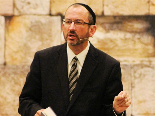 Love Israel with Dr. Baruch Korman