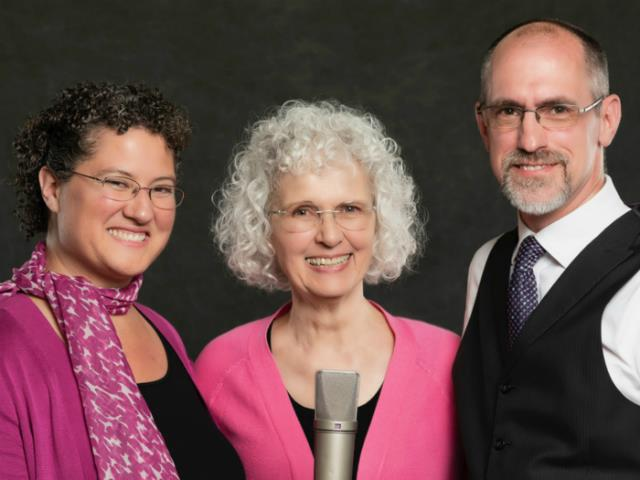 Listen to Aunt Nikki, Aunt Carole and Uncle Jon - Your Story